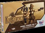 Kaosball: Team - New Victoria Klockwerks