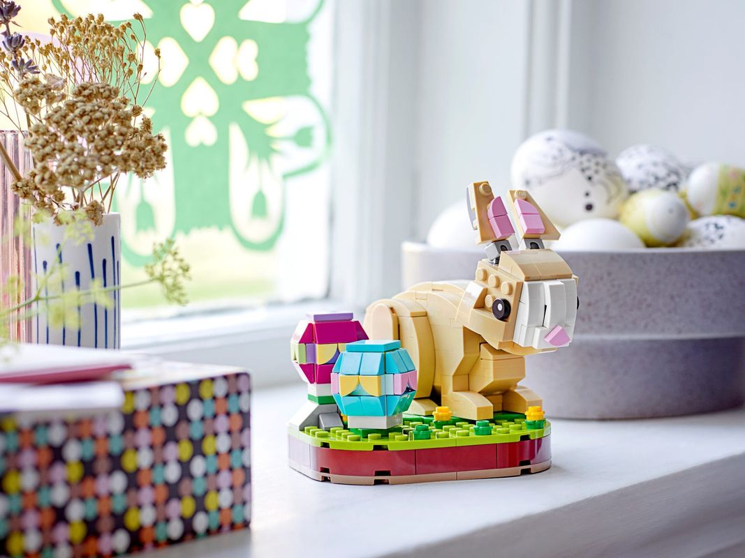 Easter Bunny components