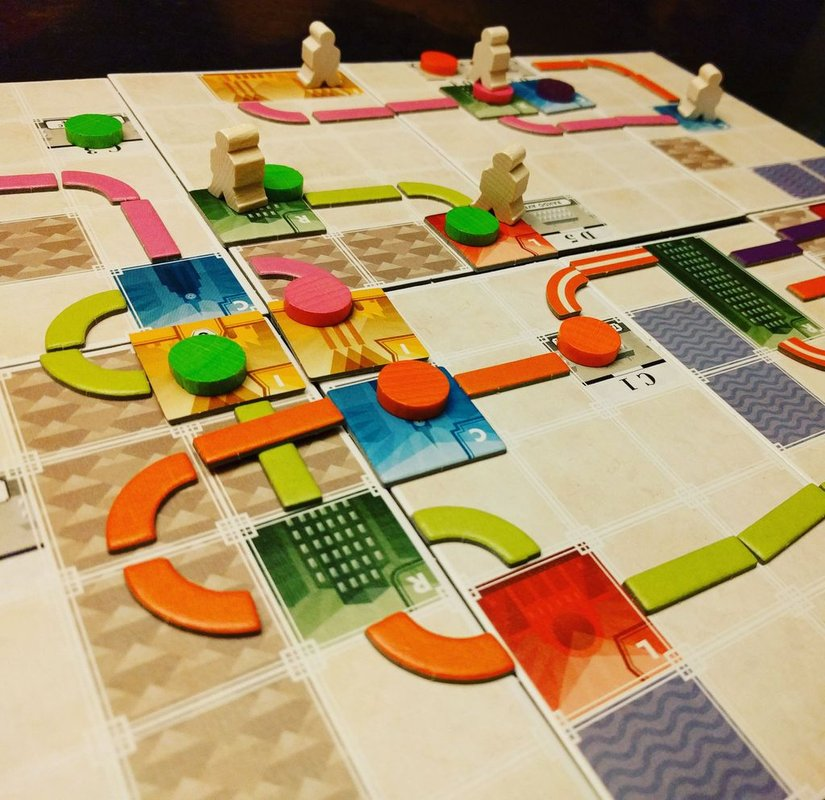 Tramways components