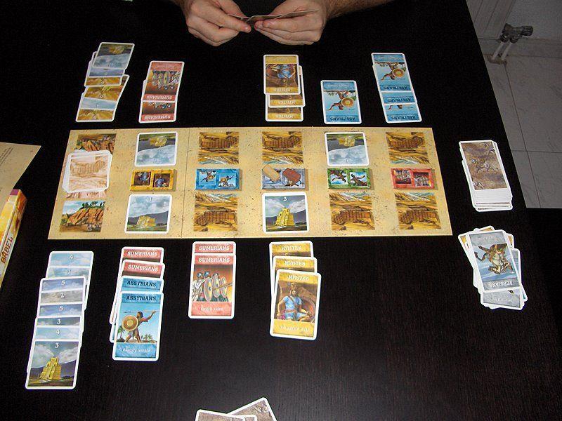 Babel gameplay
