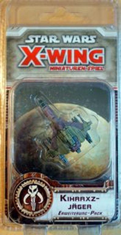 Star Wars: X-Wing Miniaturen-Spiel Kihraxz-Jäger Erweiterung Pack