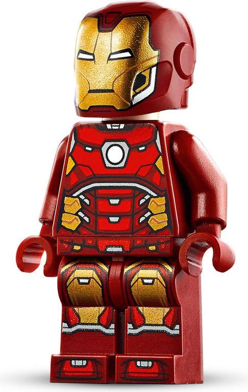 LEGO® Marvel Iron Man Mech minifigures