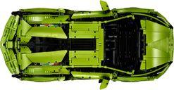 LEGO® Technic Lamborghini Sián FKP 37 components