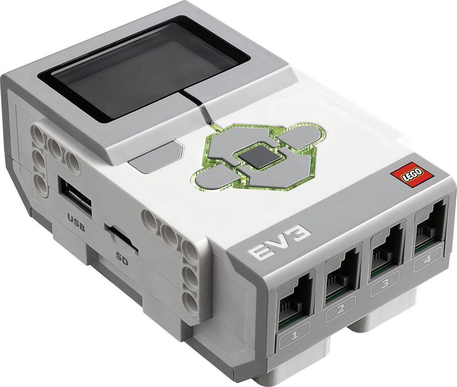 LEGO® Mindstorms® EV3 Intelligent Brick components