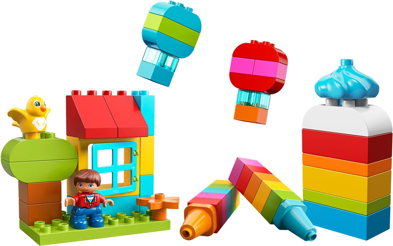 Creative Fun components