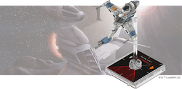 Star Wars: X-Wing (Second Edition) – A/SF-01 B-Wing Expansion Pack miniature