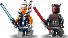 LEGO® Star Wars Duel on Mandalore™ minifigures