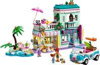 LEGO® Friends Surfer Beachfront gameplay