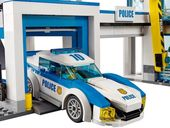 LEGO® City Police Station components