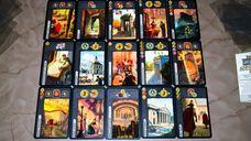 7 Wonders: Cities Anniversary Pack cards