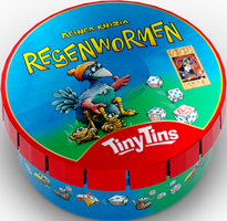 Tiny Tins: Regenwormen