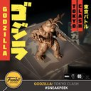 Godzilla: Tokyo Clash miniatures
