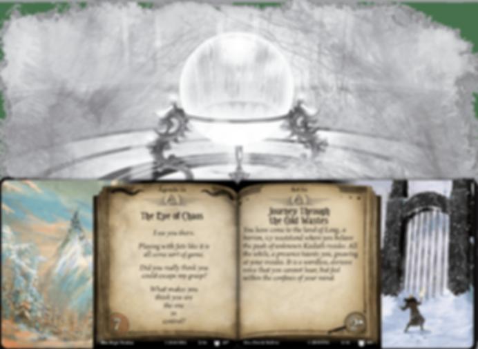 Arkham Horror: The Card Game – Where the Gods Dwell: Mythos Pack