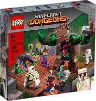 LEGO® Minecraft The Jungle Abomination