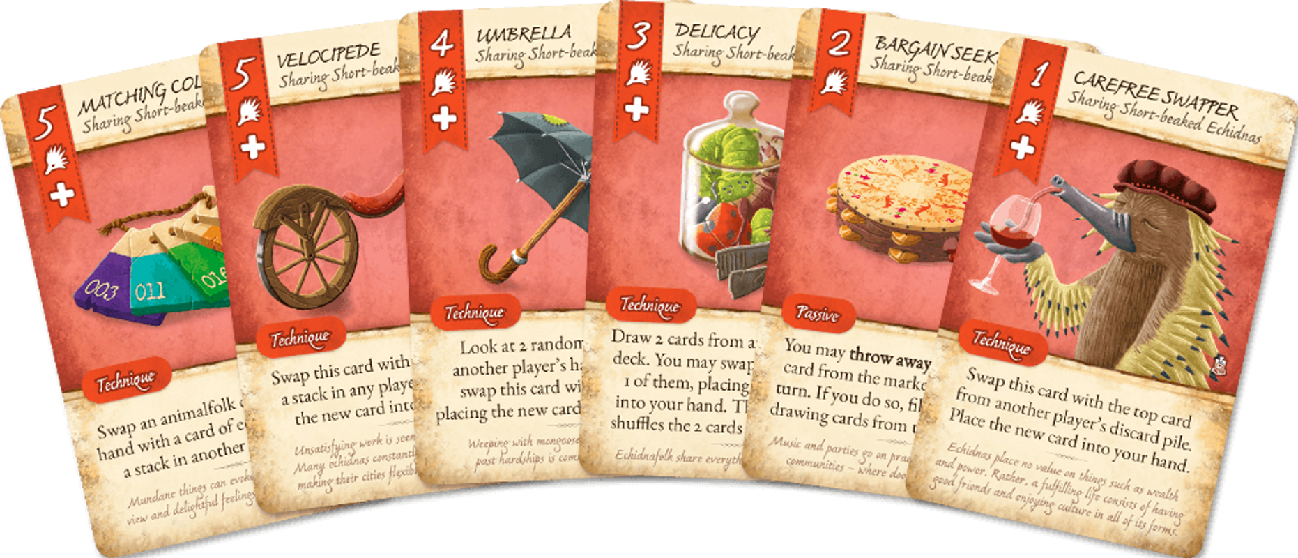 Dale of Merchants 3 cards