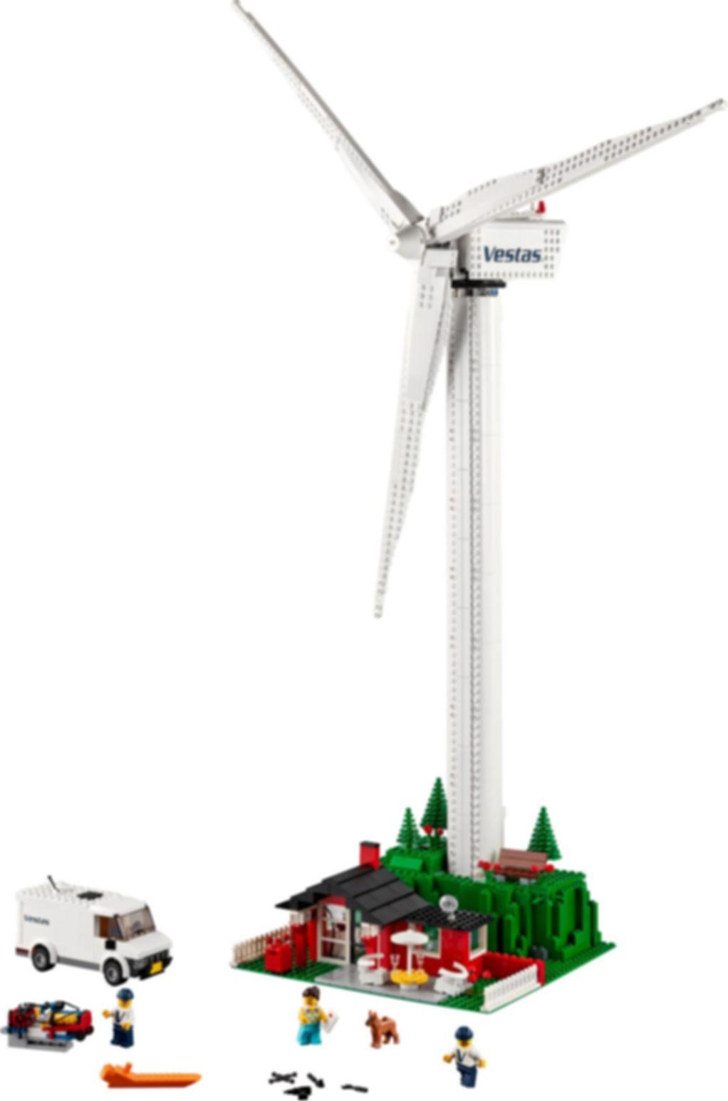 Vestas Wind Turbine components