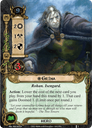 The Lord of the Rings: The Card Game - The Voice of Isengard cards