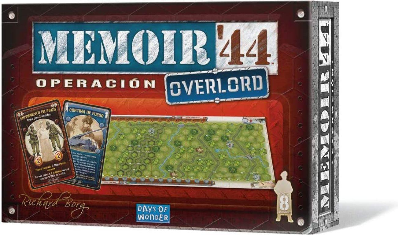 Memoir '44: Operación Overlord