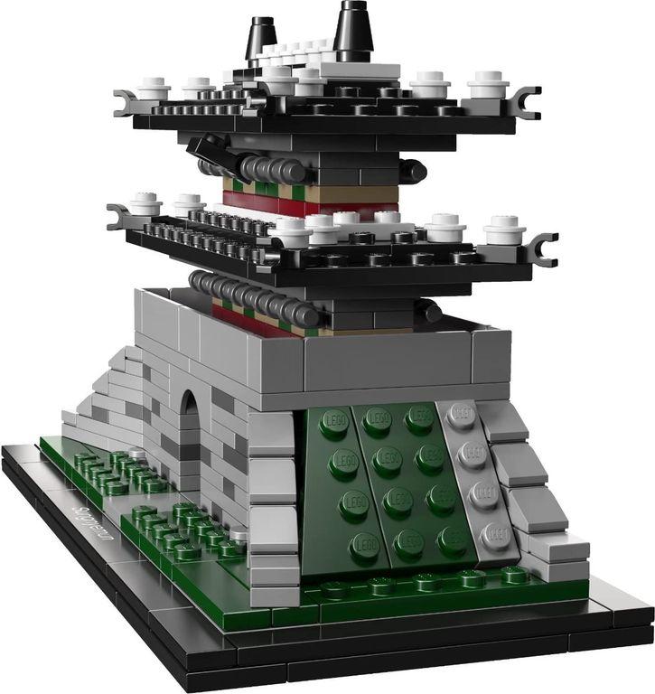 LEGO® Architecture Namdaemun components