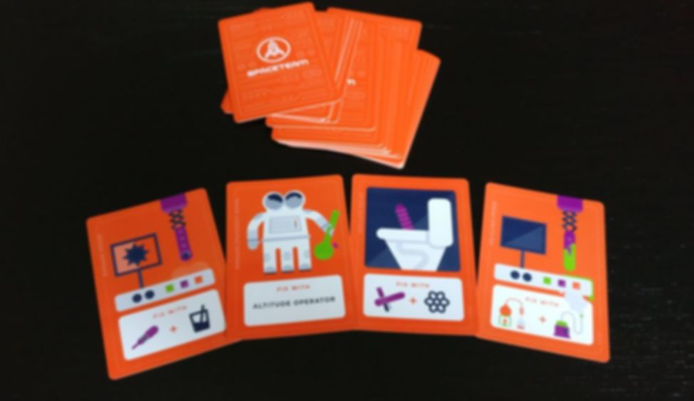Spaceteam: NSFS Expansion cards