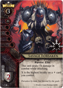 Warhammer: Invasion - The Inevitable City cards