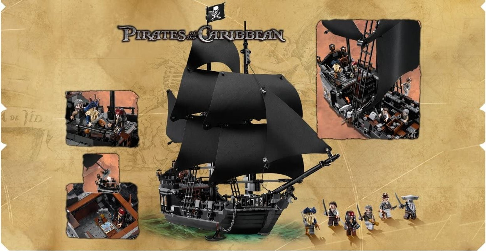 The Black Pearl gameplay