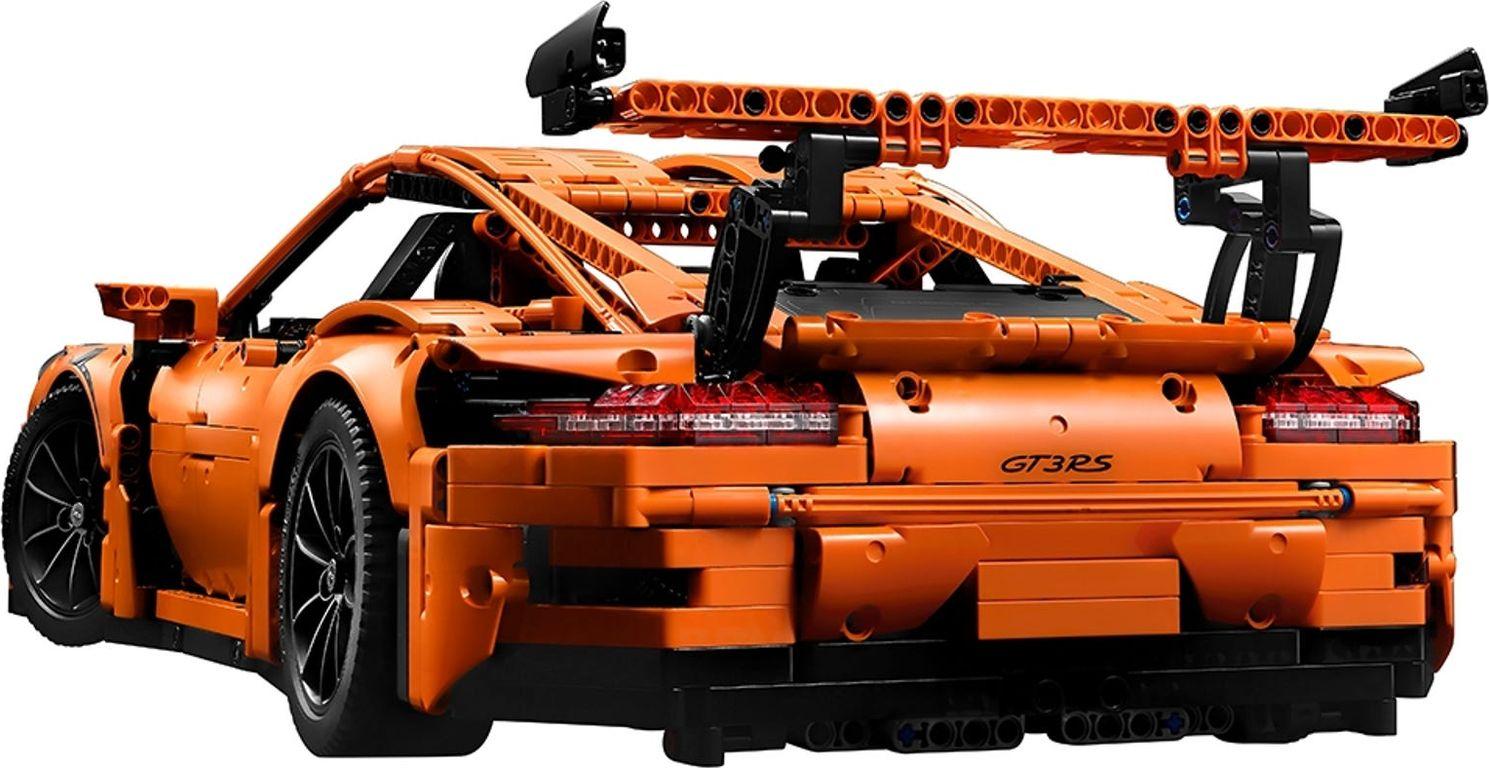 Porsche 911 GT3 RS back side