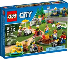 LEGO® City Fun in the park - City People Pack