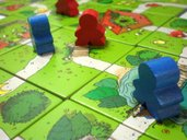 My First Carcassonne components