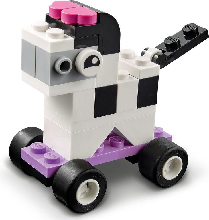 LEGO® Classic Bricks and Wheels components