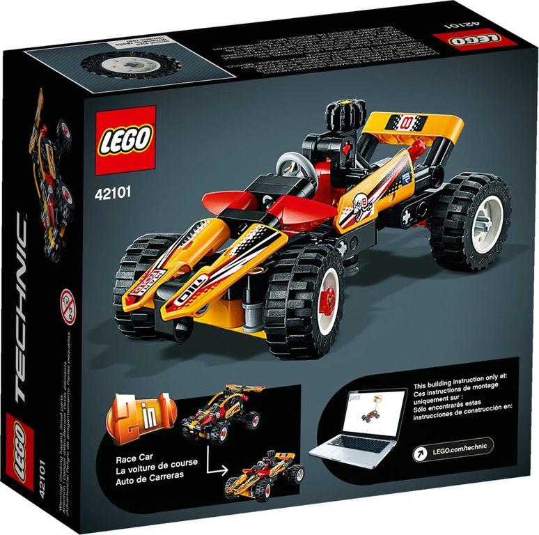 LEGO® Technic Buggy back of the box