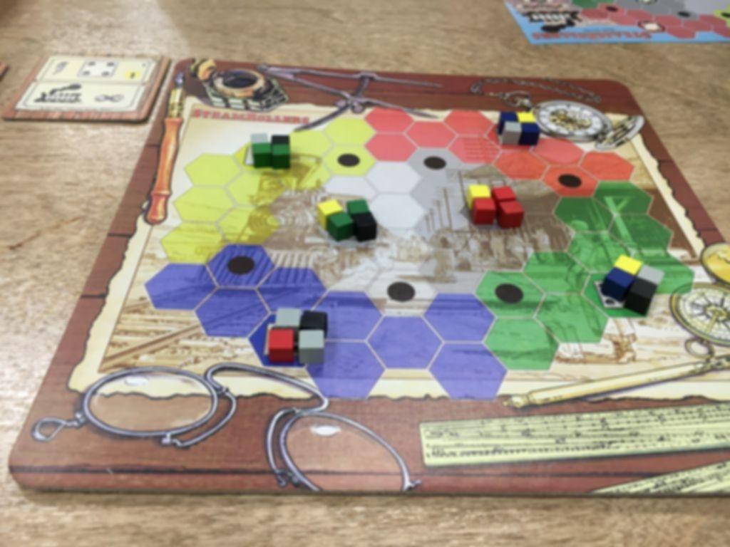 SteamRollers gameplay