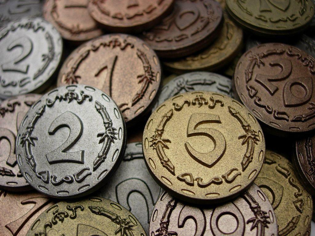 Manila coins
