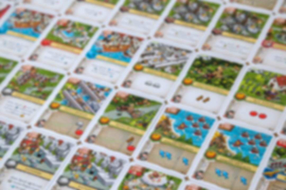 Imperial Settlers: Empires of the North - Roman Banners cards