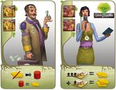Ginkgopolis: The Experts cards