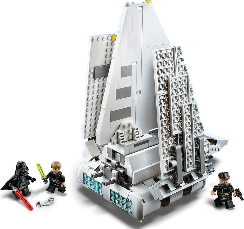 Imperial Shuttle™ back side