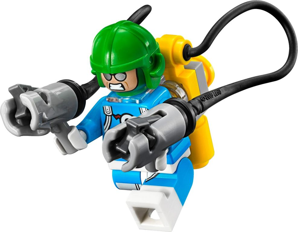 LEGO® Batman Movie Egghead™  Mech Food Fight minifigures
