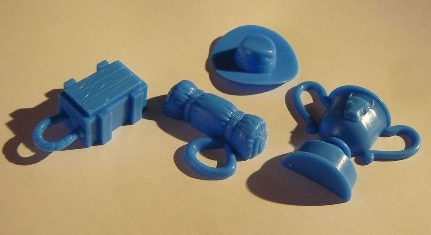 Buckaroo! components