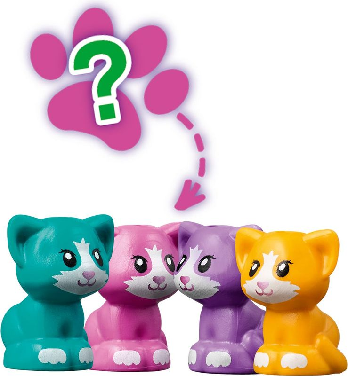 Stephanie's Cat Cube animals