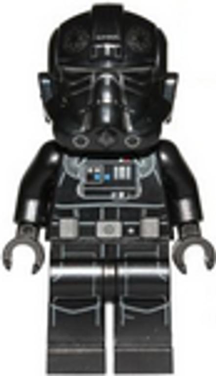 LEGO® Star Wars TIE Interceptor minifigures