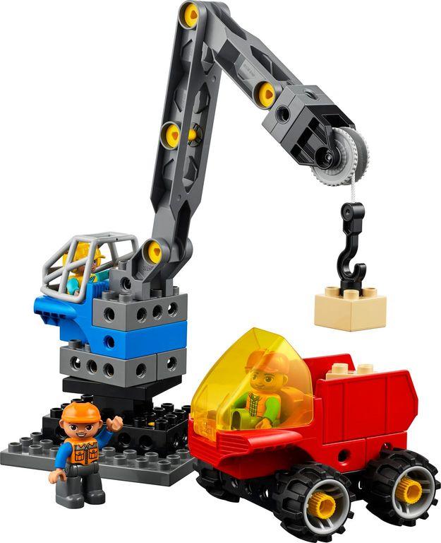 Tech Machines components
