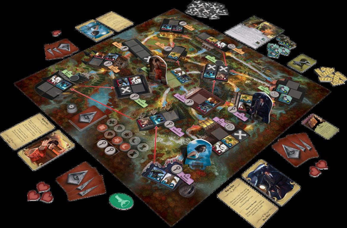 Fantasy Flight Games reveals Arkham Horror: Final Hour