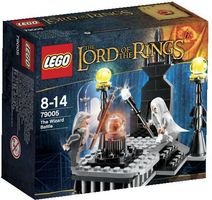 LEGO® The Lord of the Rings The Wizard Battle