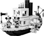LEGO® Ideas Steamboat Willie components