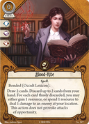 Arkham+Horror%3A+The+Card+Game+-+Before+the+Black+Throne%3A+Mythos+Pack+Blood-Rite+%5Btrans.card%5D