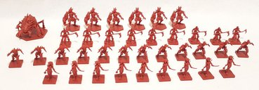 BattleLore (Second Edition): Warband of Scorn Army Pack miniatures