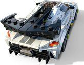 LEGO® Speed Champions Koenigsegg Jesko back side