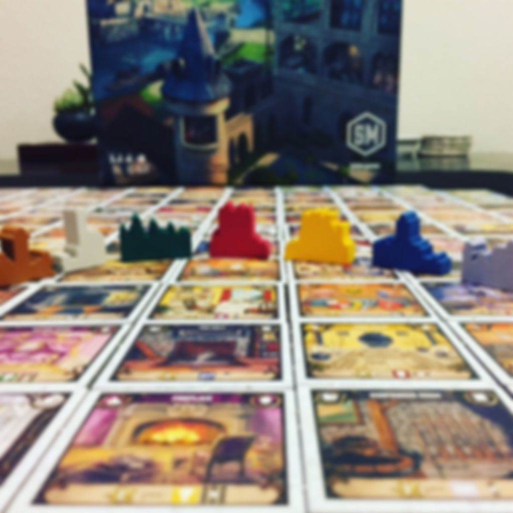 Between Two Castles of Mad King Ludwig components