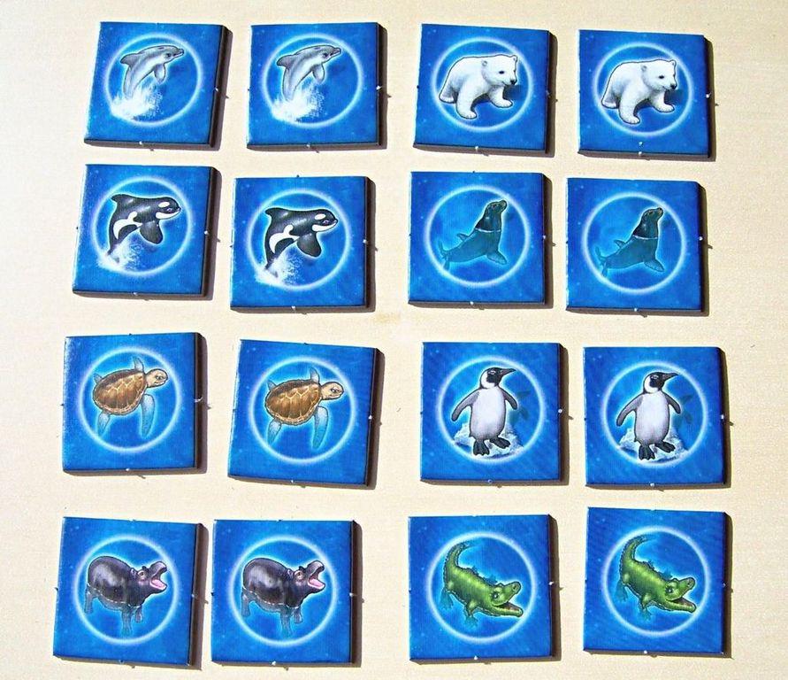 Aquaretto tiles