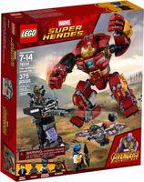 LEGO® Marvel The Hulkbuster Smash-Up